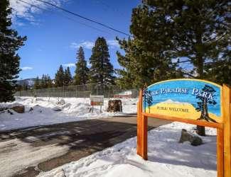 Tahoe Paradise &<br>Pioneer Trail