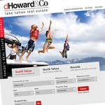 Deb Howard & Co. Lake Tahoe Real Estate Website Launch