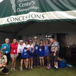 AMERICAN CENTURY CHAMPIONSHIP APPROACHES RECORD ATTENDANCE