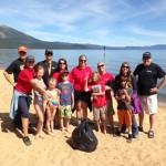 Deb Howard & Company Adopts a Beach